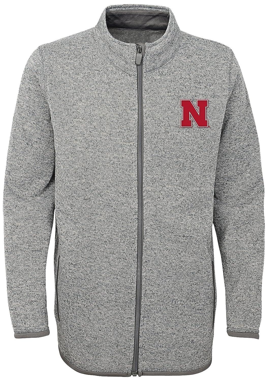 Outerstuff NCAA Mens Lima Full Zip Fleece Jacket