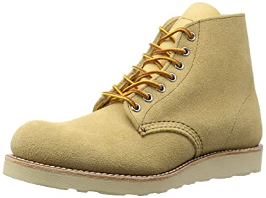 Classic Round Toe: 8167 Hawthorne Abilene Roughout