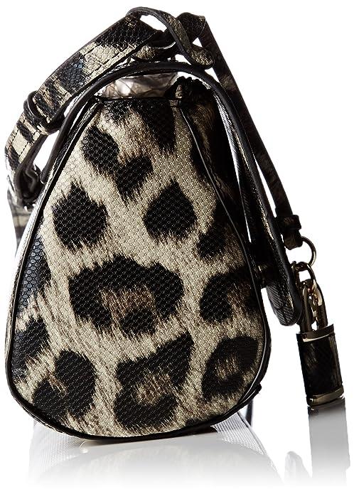 Guess Hwlp6421780, Sacs portés main femme, (Leopard), 13x22.5x36 cm (W x H L)
