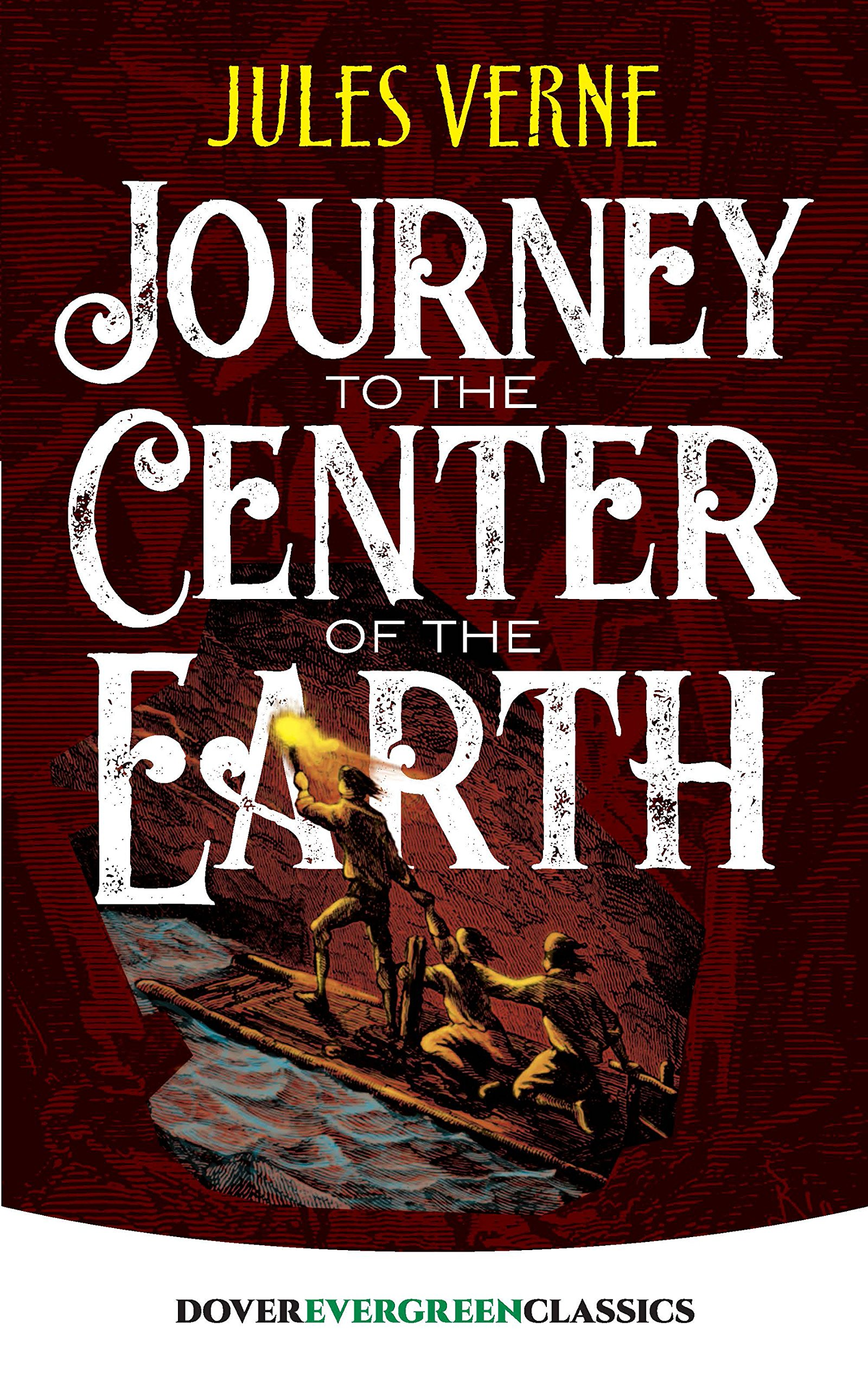 Journey To The Center Of The Earth Dover Children S Evergreen Classics Verne Jules 9780486822495 Amazon Com Books