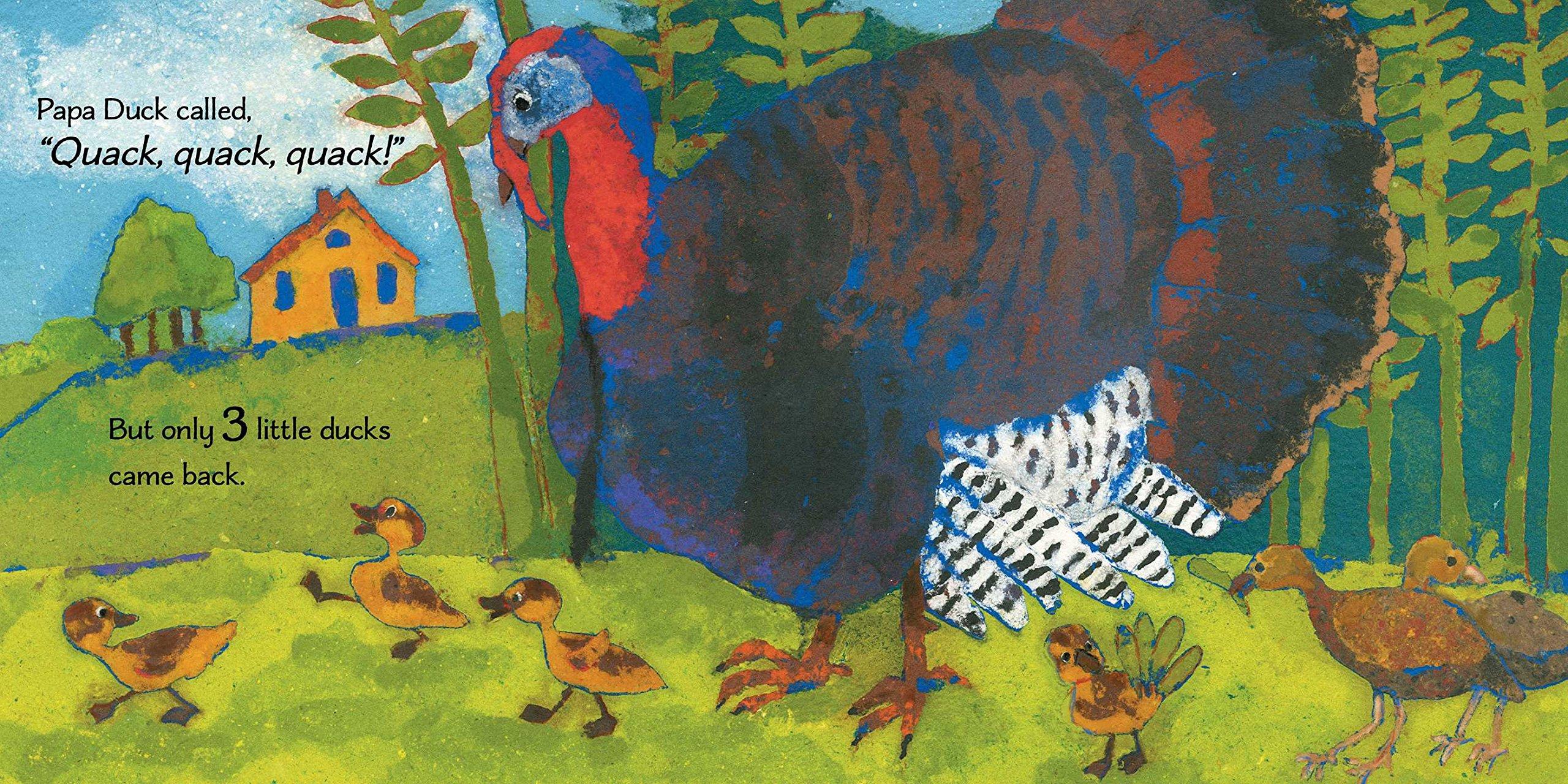 5 Little Ducks by Beach Lane Books (Image #3)