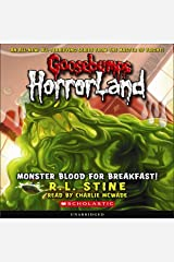 Goosebumps HorrorLand #3: Monster Blood for Breakfast! Audible Audiobook