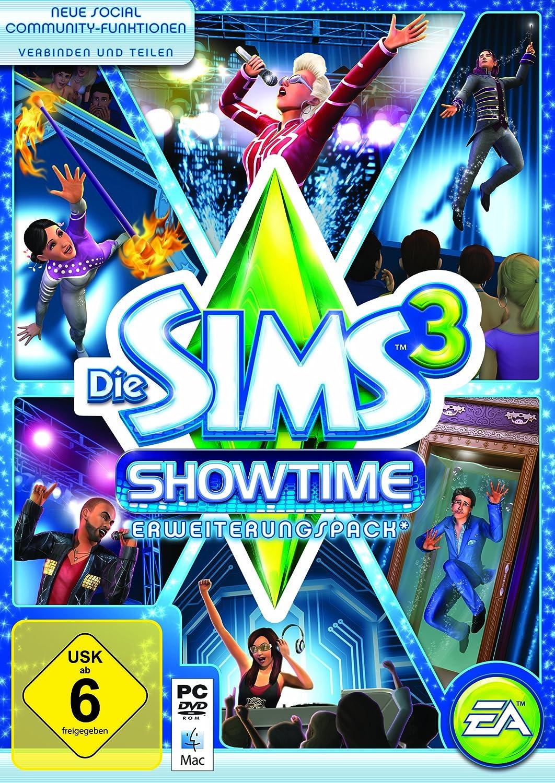 Electronic Arts Sims 3 - complementos para videojuegos (PC, DEU, RP (Clasificación pendiente))
