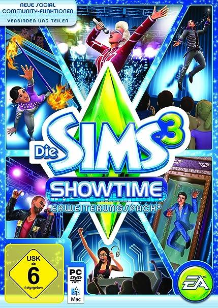 Die Sims 3 Showtime Games