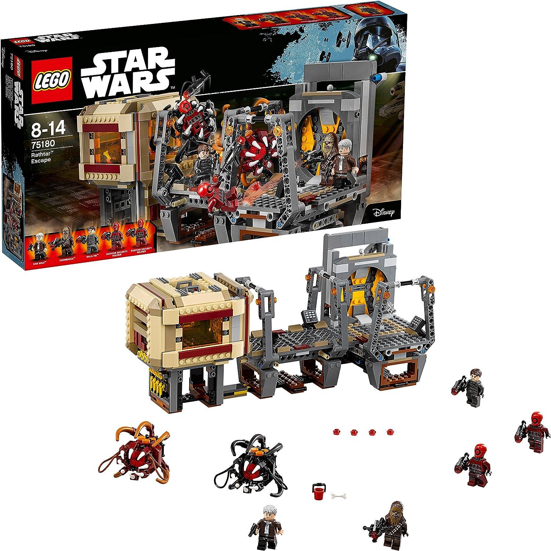 LEGO Star Wars Episode VII Rathtar Escape Costruzioni