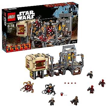 RathtarJuguete Huida La Construcción Wars Minifigura Lego Star Las GalaxiasIncluye Guerra Chewbacca75180 De tQhrsd