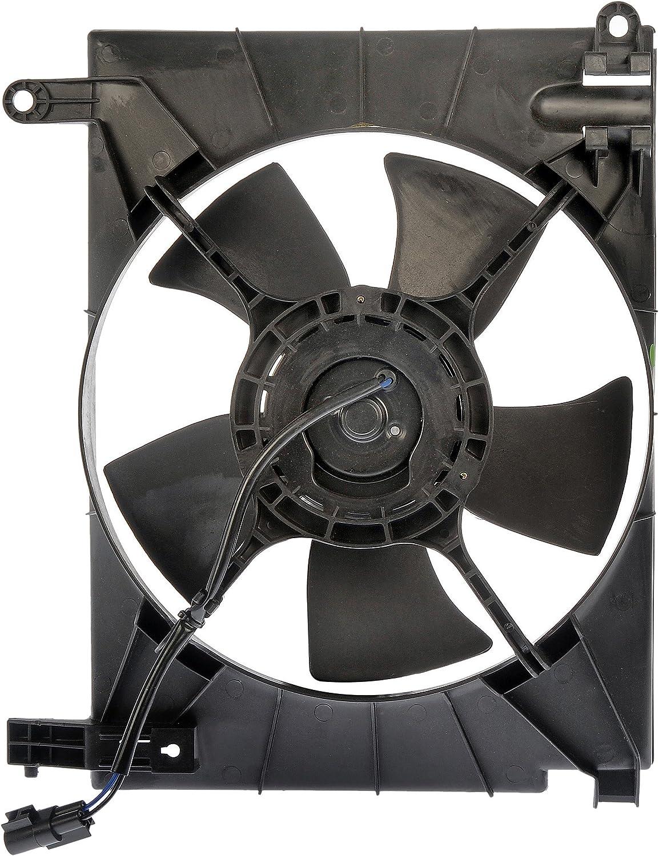 Dorman 621-054 Radiator Memphis Mall Fan Assembly 2021 new