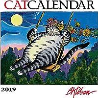 B. Kliban: CatCalendar 2019 Wall Calendar