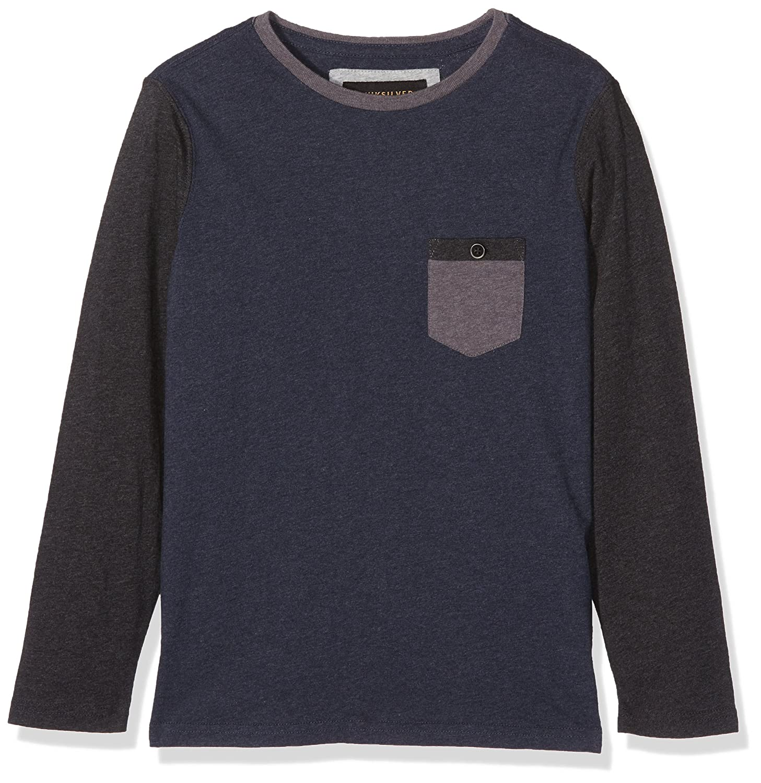 Quiksilver Baysic, T-Shirt Bambino QUILX|#Quiksilver EQBKT03136