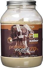 Energy Feelings Proteína Vegetal 70% sabor Cacao control de peso - 1,5 Kg