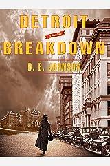Detroit Breakdown (Detroit Mysteries Book 3)