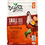 Beyond Purina Small Dog White Meat Chicken, Barley & Egg Recipe Adult Dry Dog Food