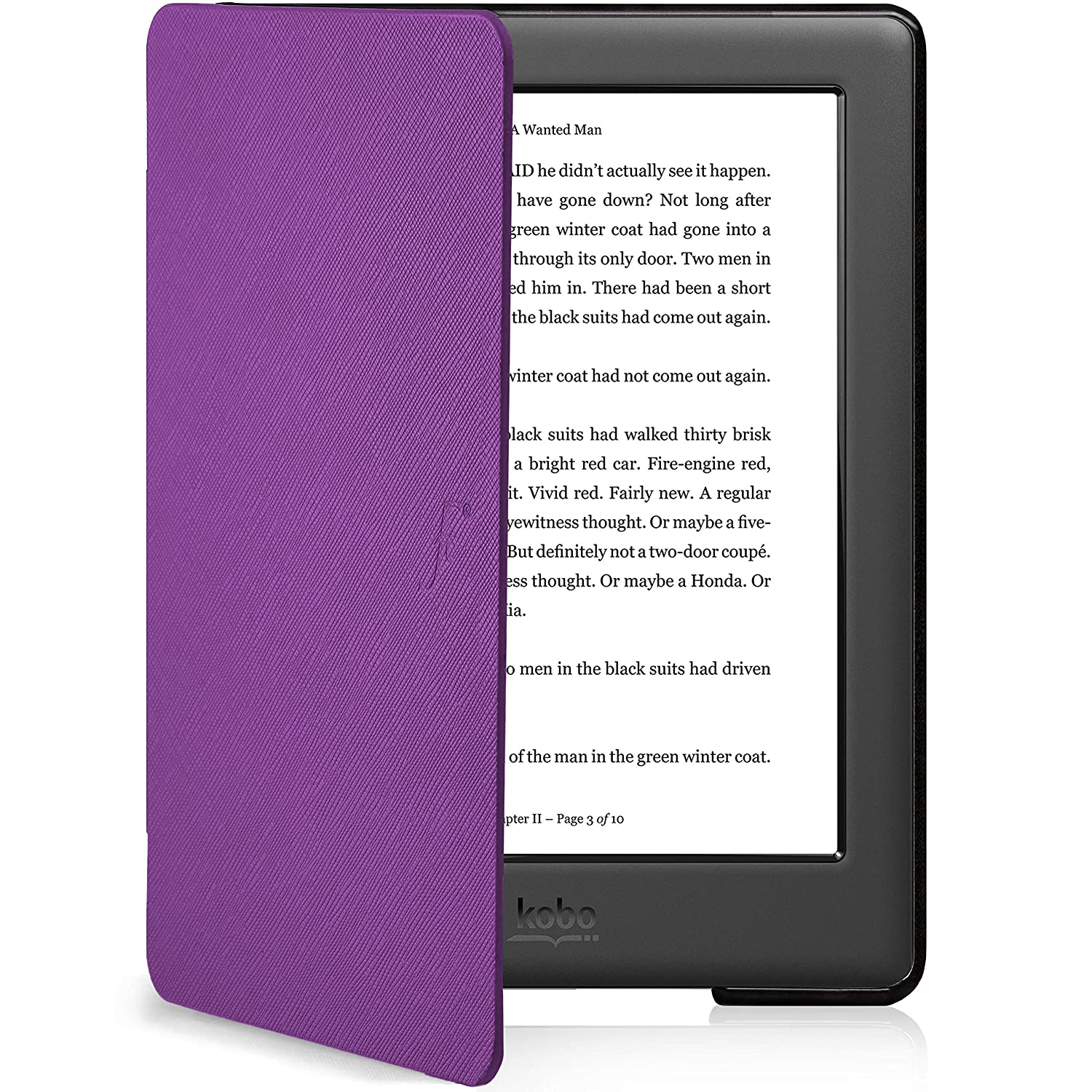 Forefront Cases® Kobo GLO HD (N437) Funda Carcasa Smart Case Cover ...