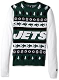 New York Jets One Too Many Ugly Sweater Large