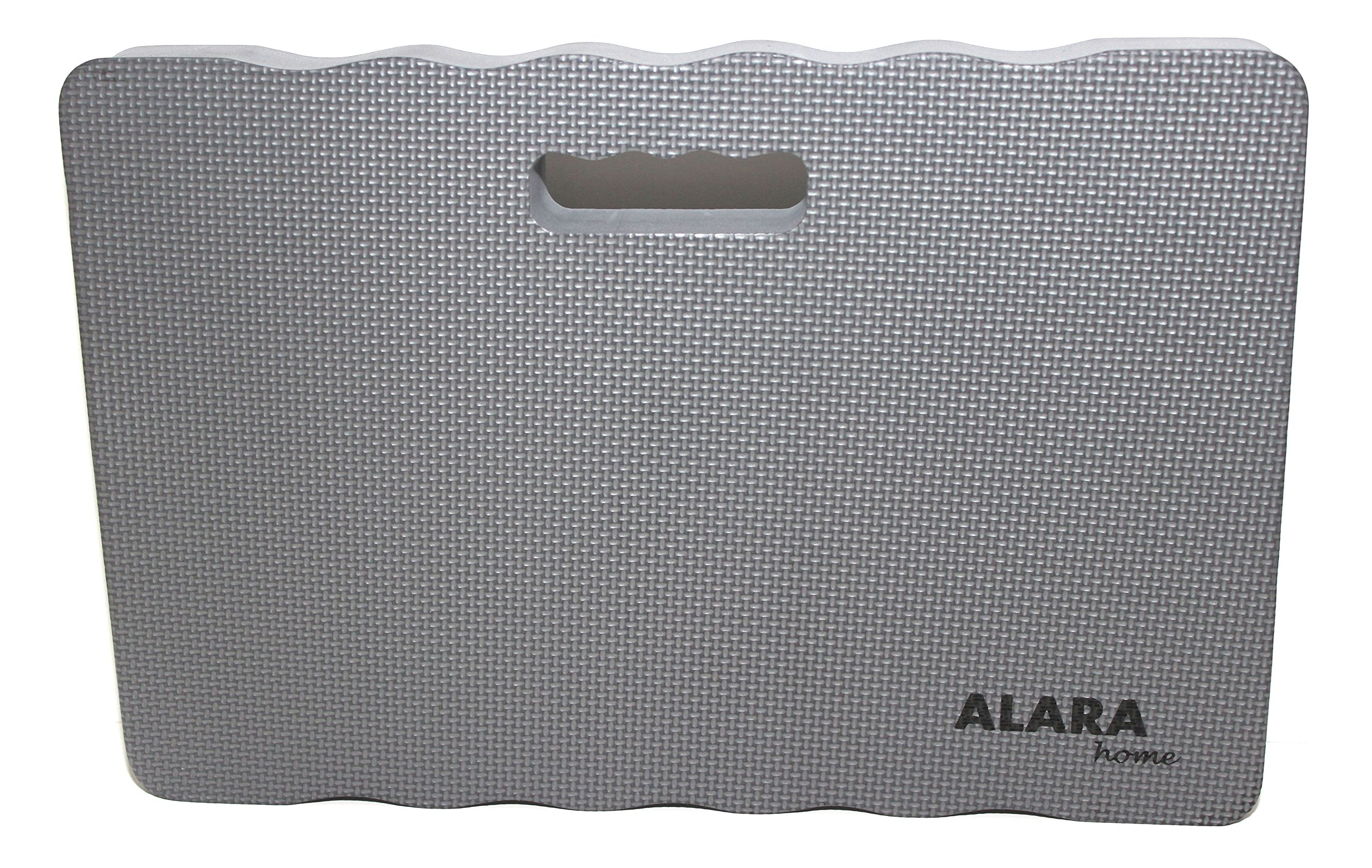 ALARA HOME Extra Thick Kneeling PAD - Garden Kneeler for Gardening, Baby Bath, Kneeling MAT for Exercise - Extra Large 18X11, THICKEST 1-1/2''. Thicker Than Most Other Knee Pads for Knee Protection by ALARA HOME