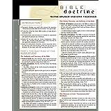 Bible Doctrine Laminated Sheet