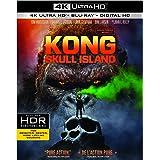Kong: Skull Island (Bilingual) [4K UHD + Blu-Ray + UV Digital Copy]