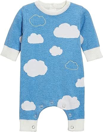next Bebé-Niños Pelele De Punto con Nube (0 Meses - 2 Años)