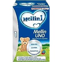 Mellin 1 Latte in Polvere per Lattanti - 3 Confezioni x 1100 gr