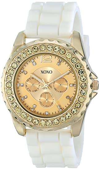 XOXO XO8046 - Reloj para mujeres