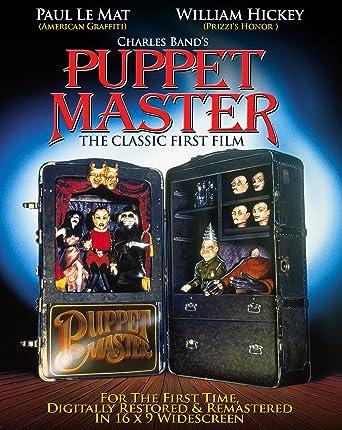 Amazon Puppet Master [Bluray] Paul Le Mat William Hickey Beauteous Prizzi Sewing Machine