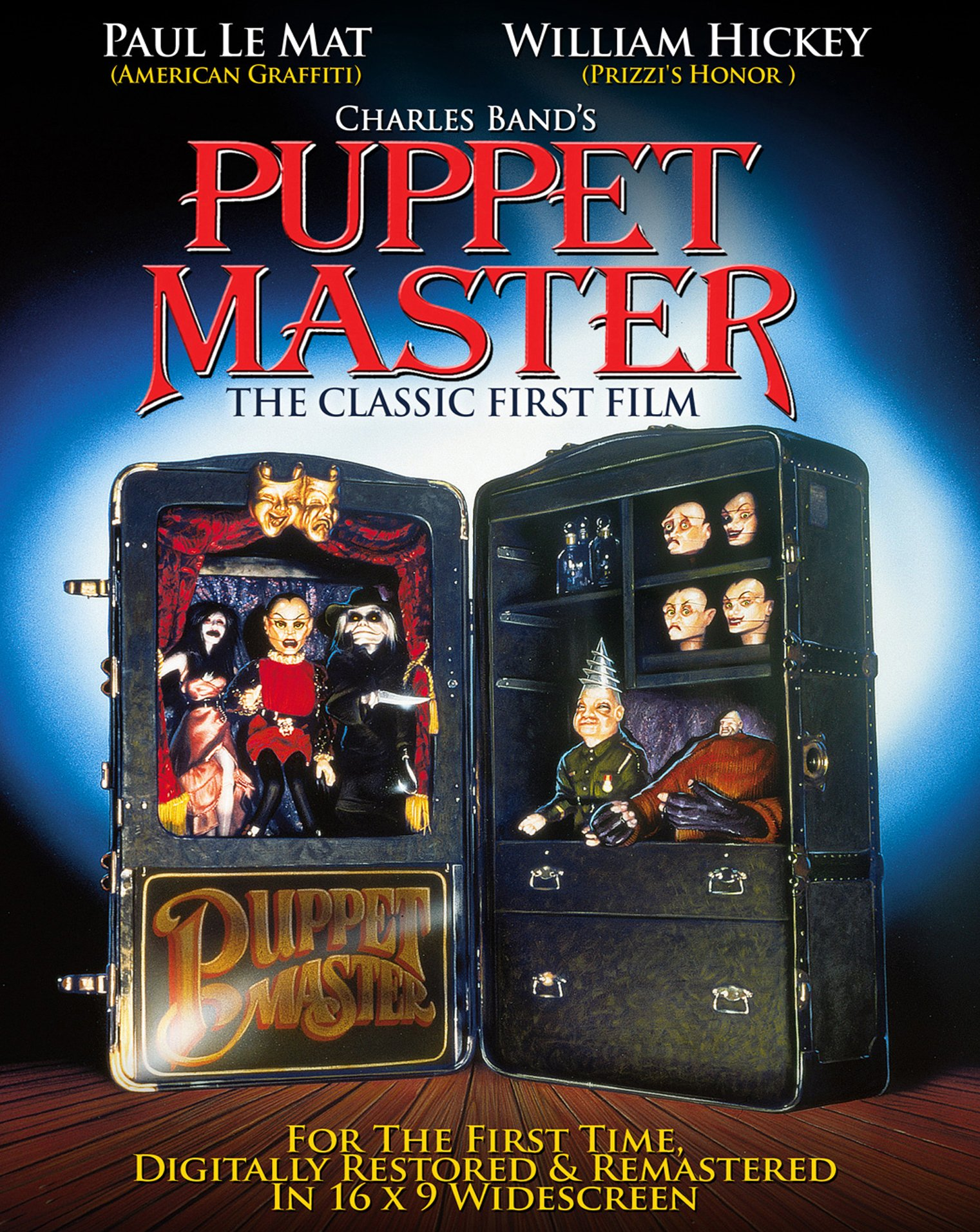 Blu-ray : Puppet Master (Remastered)