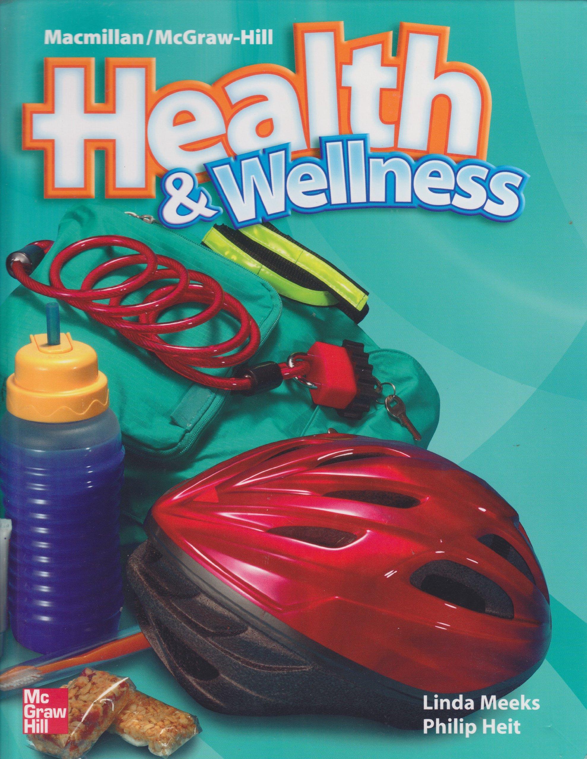 Health and wellness grade 4 linda meeks 9780022806125 amazon health and wellness grade 4 linda meeks 9780022806125 amazon books robcynllc Images