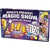 Thames & Kosmos World's Greatest Magic Show with 415 Tricks Magic Set