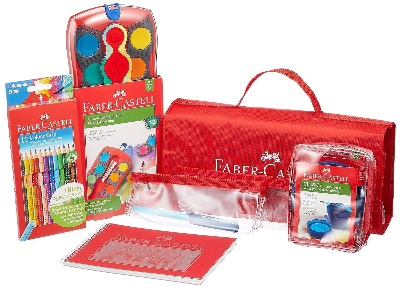 Faber-Castell nuevo pequeno bolso artista conjunto PL-SET-NUEVO