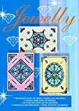 Jewelly Card Making Kit for Scrapbooking, Stars