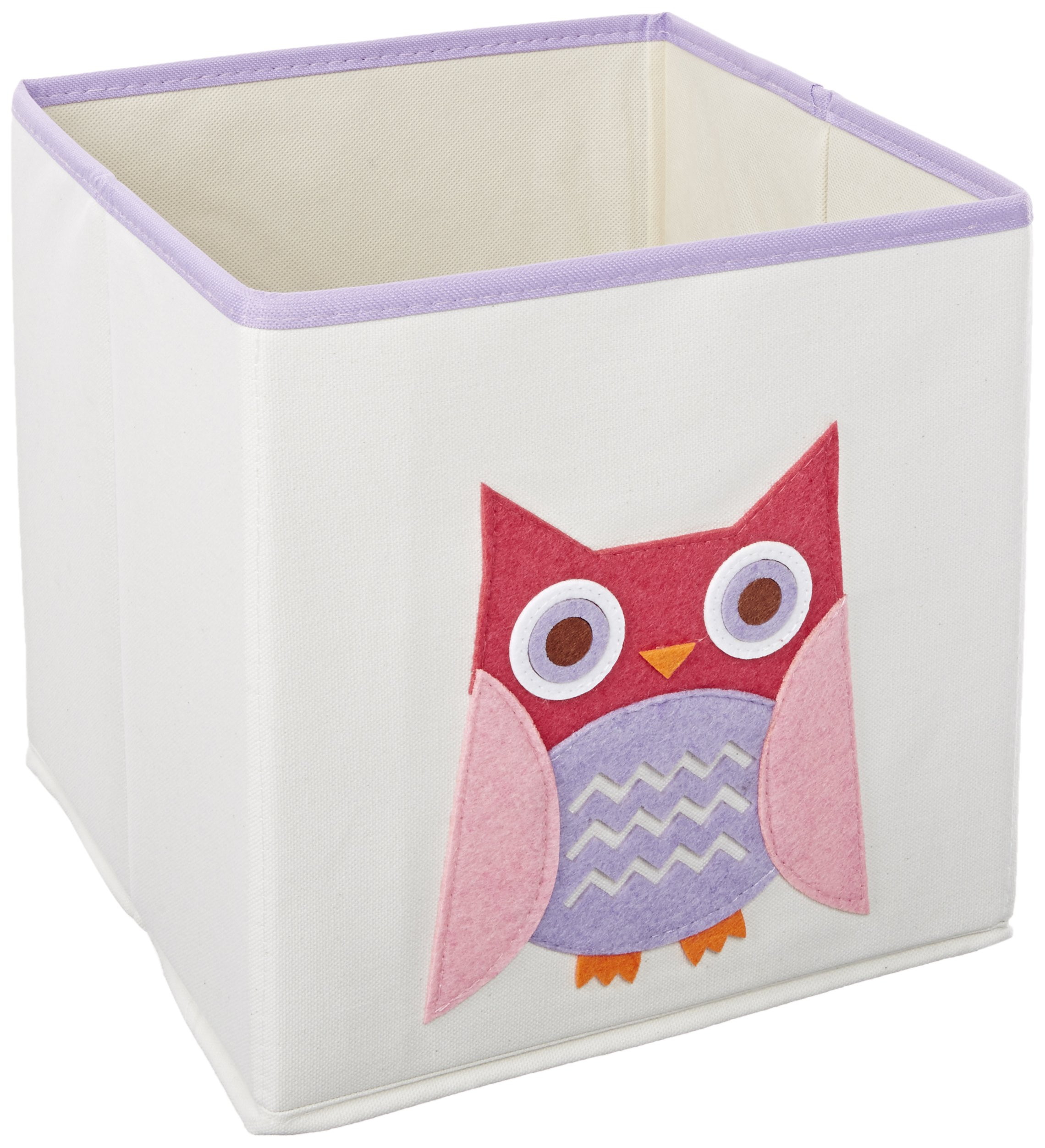 Whitmor Canvas 10'' Collapsible Cube,