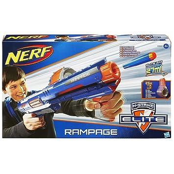 hasbro nerf n strike elite xd rampage