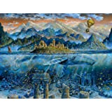 Ravensburger 16464 Wisdom Whale 2000 Piece Puzzle for Adults - Every Piece is Unique, Softclick Technology Means Pieces…