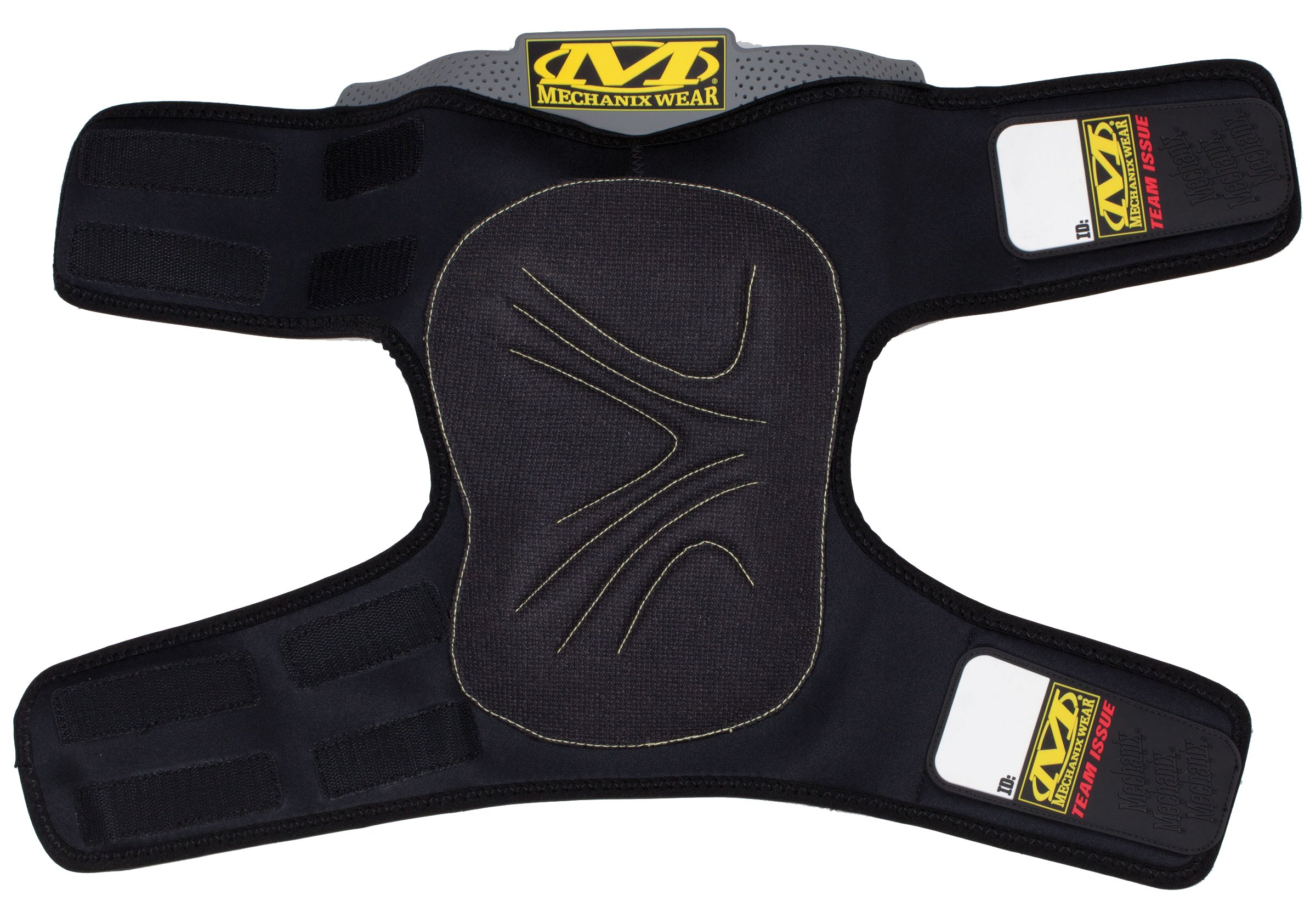 Mechanix Wear - Team Issue Knee Pads (One Size, Black) by Mechanix Wear