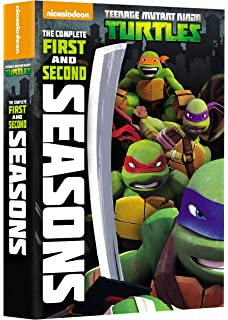 Amazon.com: Rise of the Teenage Mutant Ninja Turtles: Artist ...