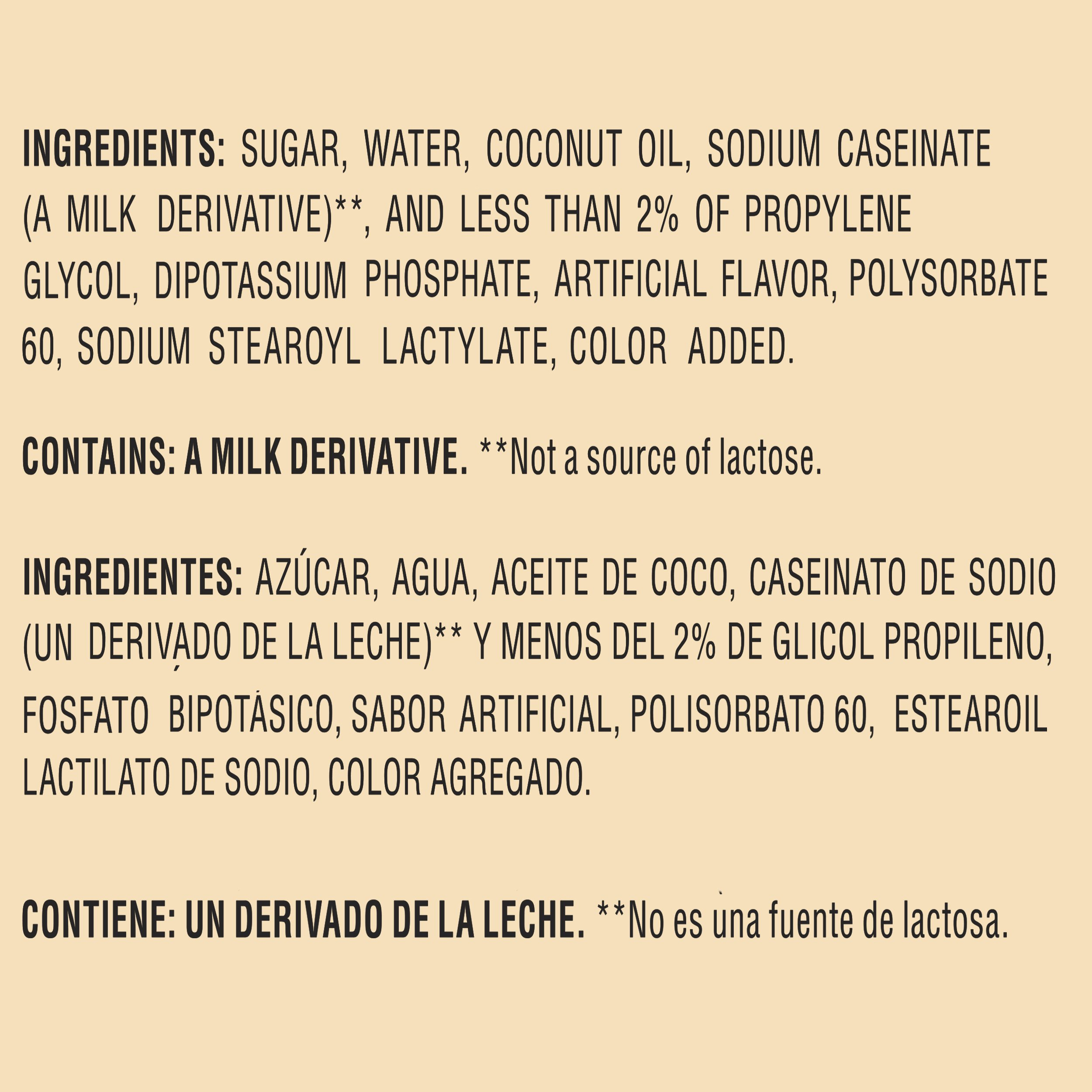 Nestle Coffee-mate Coffee Creamer, Sweetened Original, 21.1 oz liquid pump bottle by Nestle Coffee Mate (Image #7)