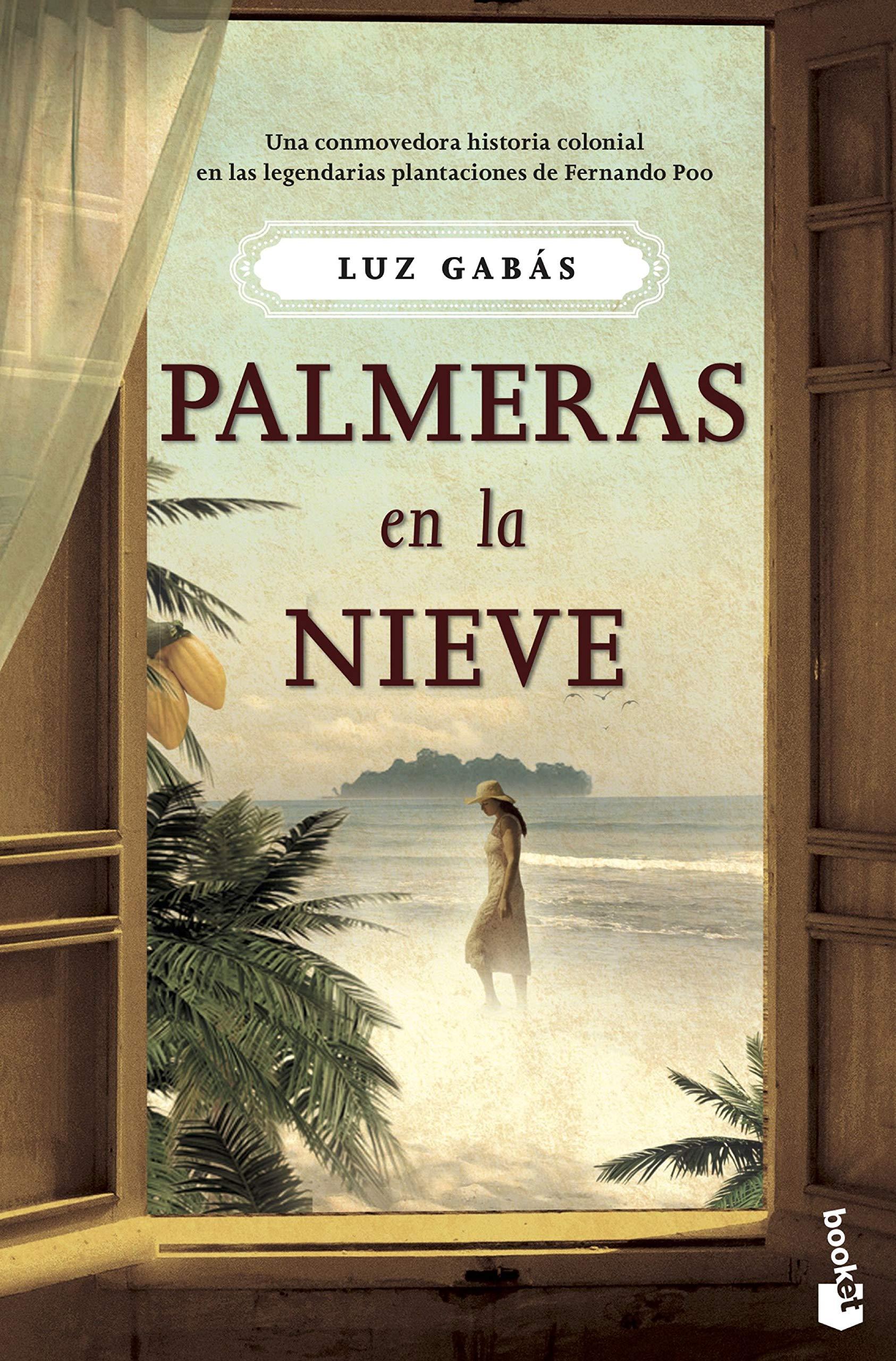 Palmeras en la nieve (NF Novela): Amazon.es: Gabás, Luz: Libros