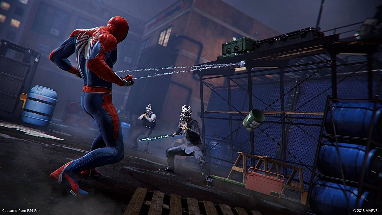 download spider man 2018 pc