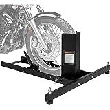 Amazon.com: Venom Motorcycle Bike Front Tire Wheel Chock ...