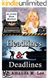 Headlines & Deadlines (An Avery Shaw Mystery Book 7) (English Edition)