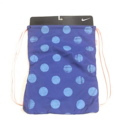 4f4a910195 Image Unavailable. Image not available for. Color  Nike Backpack Bag Gym  Sack Drawstring ...