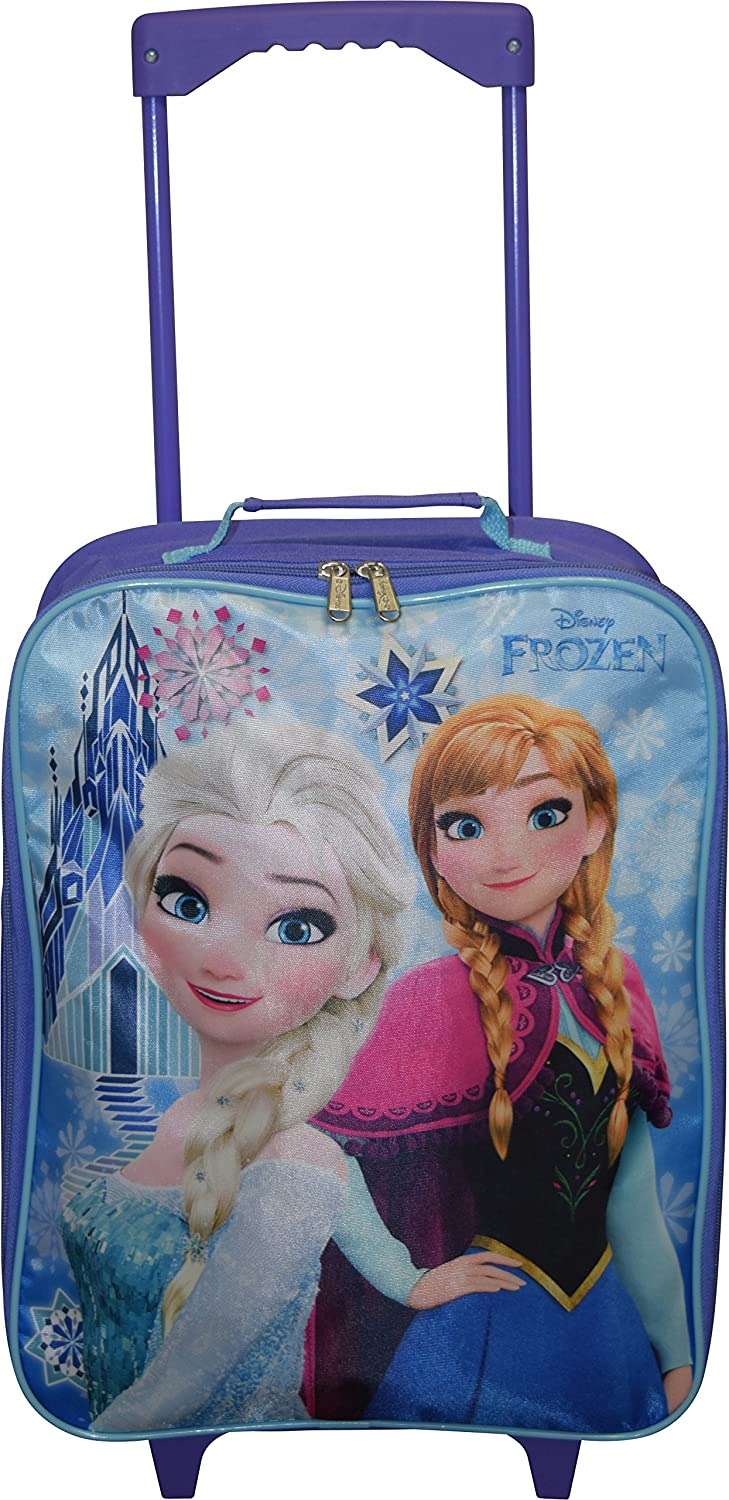 Disney Frozen Girls 15 Collapsible Wheeled Pilot Case Rolling Luggage Grupo Ruz S.A de C.V.