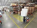 3M 7100044642 Weich-PVC-Klebeband, 471 F, 25,4 mm x