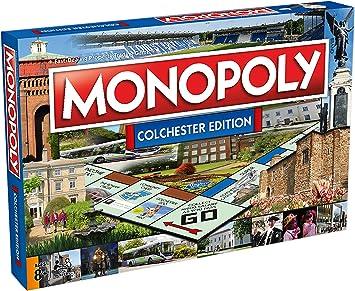 Winning Moves Belfast Monopoly Board: Amazon.es: Juguetes y juegos