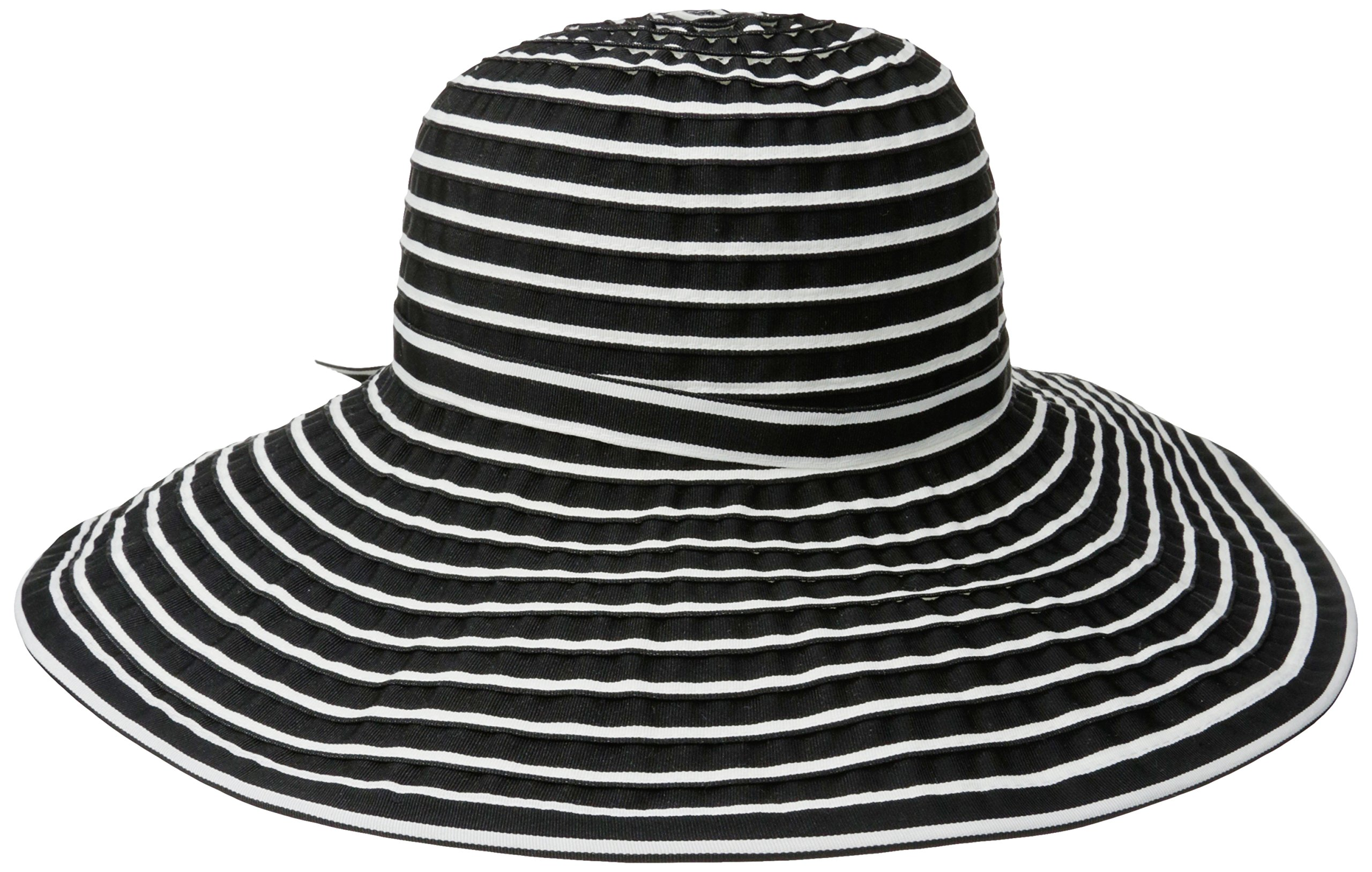 San Diego Hat Hats Hat - Black/White - One