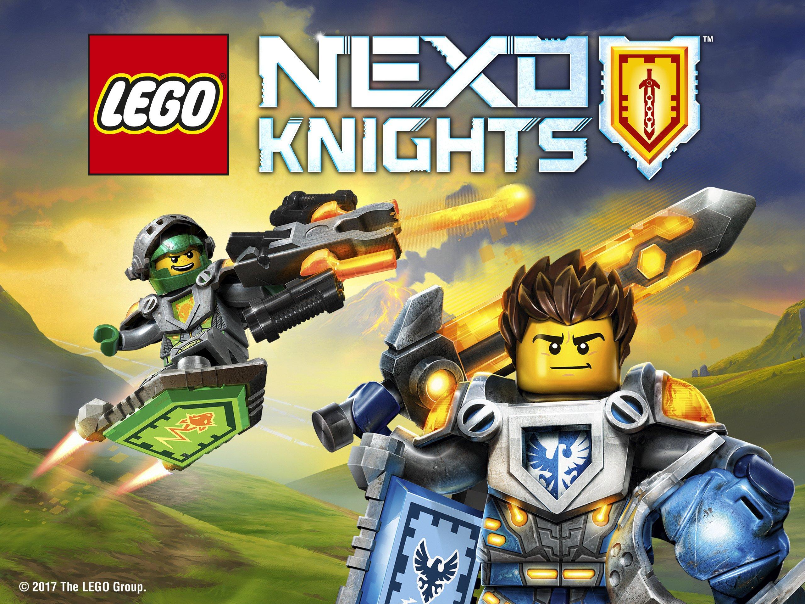 Amazoncom Lego Nexo Knights Fan Favorites Alessandro Juliani