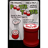 The Original Pooter Tooter. Since 1981. Sounds so Real...You can Almost Smell it.
