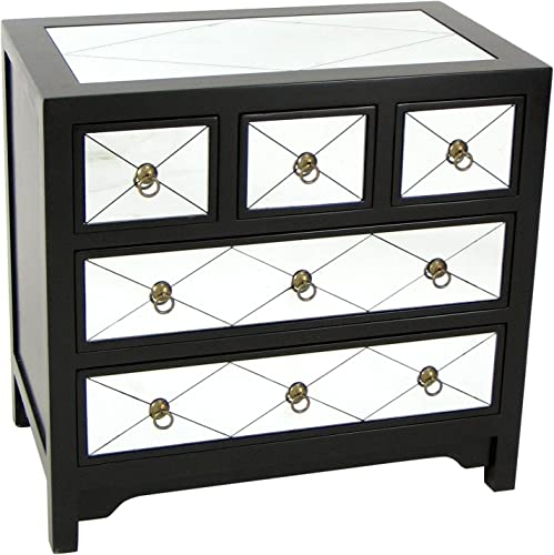 Wayborn Home Furnishing Helene 5 Drawer Dresser
