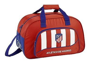 Atlético de Madrid Bolsa de Deporte, Bolso de Viaje.: Amazon.es ...