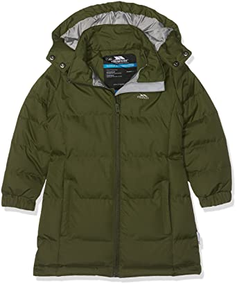 4b52b05b34b0 Trespass Tiffy Kid's Waterproof Down Jacket: Trespass: Amazon.co.uk ...